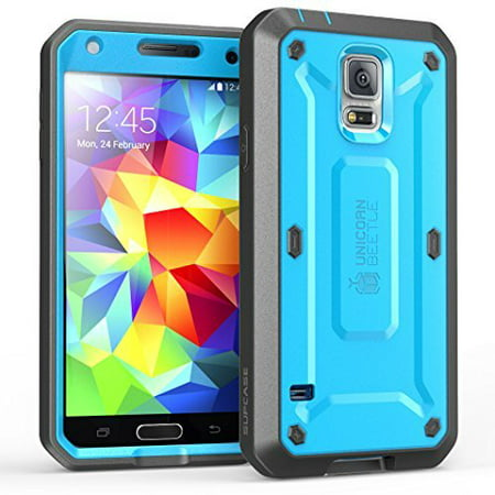 Galaxy S5 Case, SUPCASE, Samsung Galaxy S5 Case Unicorn Beetle PRO Series, Fullbody Rugged (Best Samsung Galaxy S5 Phone Cases)