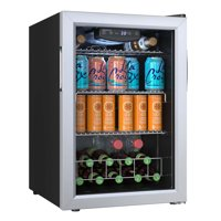 "Edgestar Bwc91 17"" Wide 80 Can Capacity Extreme Cool Beverage Center"
