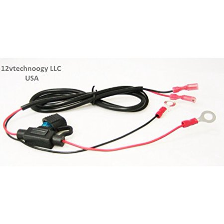 Accessory Lighter Socket Outlet Jack 12 Volt Wire Harness