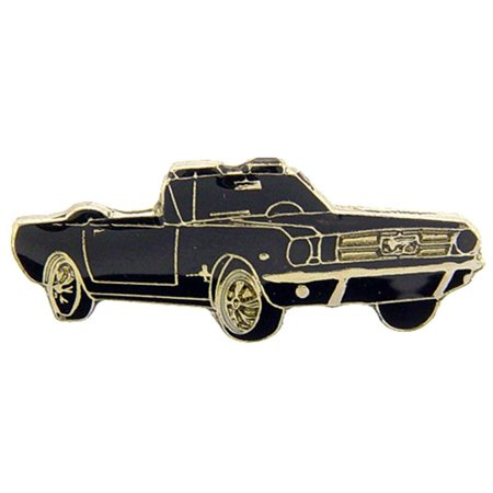 1964 Mustang Convertible Pin