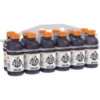 (12 Count) Gatorade Zero Sugar Thirst Quencher, Grape, 12 fl oz