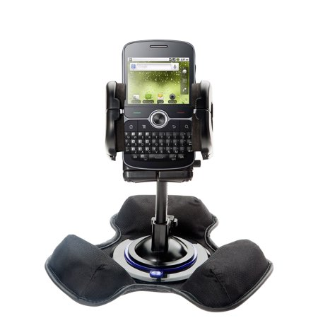 Car / Truck Vehicle Holder Mounting System for Sprint Express Includes Unique Flexible Windshield Suction and Universal Dashboard Mount Options