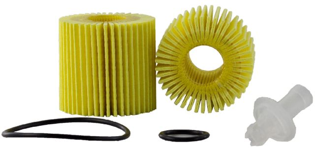 2 PC TOYOTA ENGINE OIL FILTER FOR TOYOTA CAMRY 2.5L ENGINE 2010-2016
