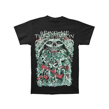 Bring Me The Horizon Men's  Belanger T-shirt (Bring Me The Horizon Band Members Names)