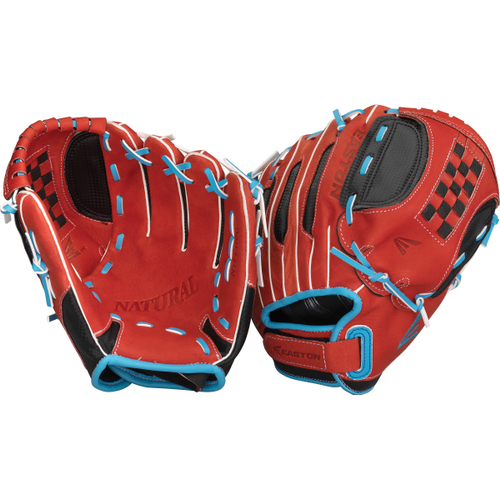 Easton A130448LHT Natural Youth Softball Glove 11 inch Le...