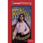 Reckless - eBook