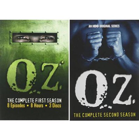 Oz: The Complete First And Second Seasons (Walmart Exclusive) (WALMART EXCLUSIVE) by