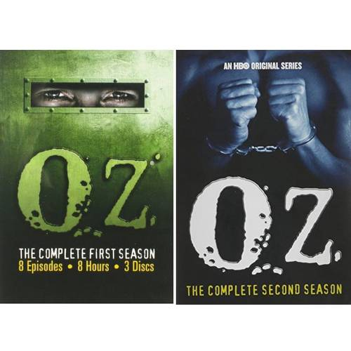 Oz: The Complete First And Second Seasons (Walmart Exclusive) (WALMART EXCLUSIVE)