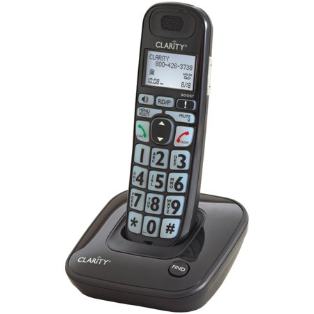 - CLARITY 53703 D703 Amplified Cordless Phone