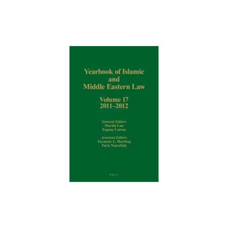 Yearbook of Islamic and Middle Eastern Law 2011-2012