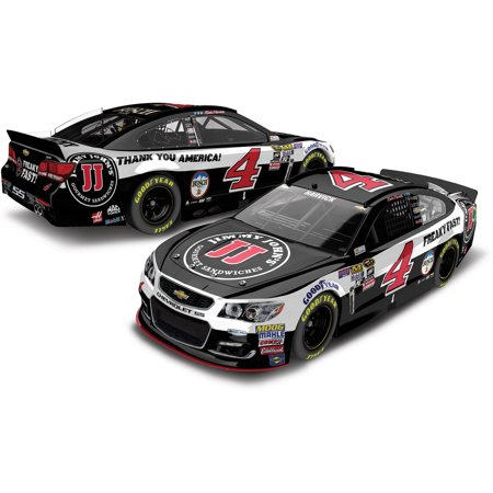 Lionel Racing Kevin Harvick #4 Jimmy John's 2016 Chevrolet SS NASCAR Diecast Car, 1:24 Scale ARC HOTO