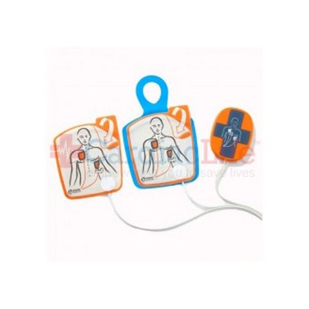 Cardiac Science Powerheart Adult Intellisense Cpr Feedback  Icpr  Electrodes