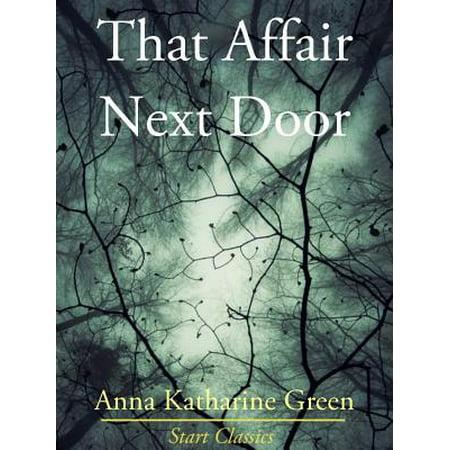 That Affair Next Door - eBook