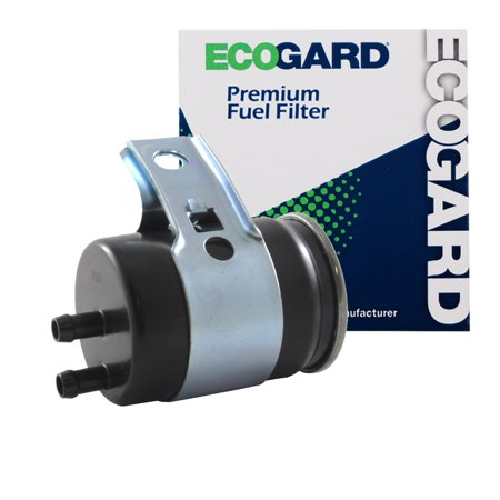 1987 Dodge Aries Engine - ECOGARD XF54611 Engine Fuel Filter - Premium Replacement Fits Chrysler New Yorker, LeBaron, Daytona, Imperial, Town & Country, Dynasty, TC Maserati / Dodge Dynasty, Aries, Spirit, Shadow, Daytona