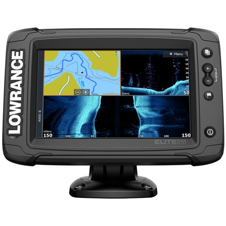 Lowrance Elite-7 Ti2 US Inland w/ HDI Transducer & Active Imaging-