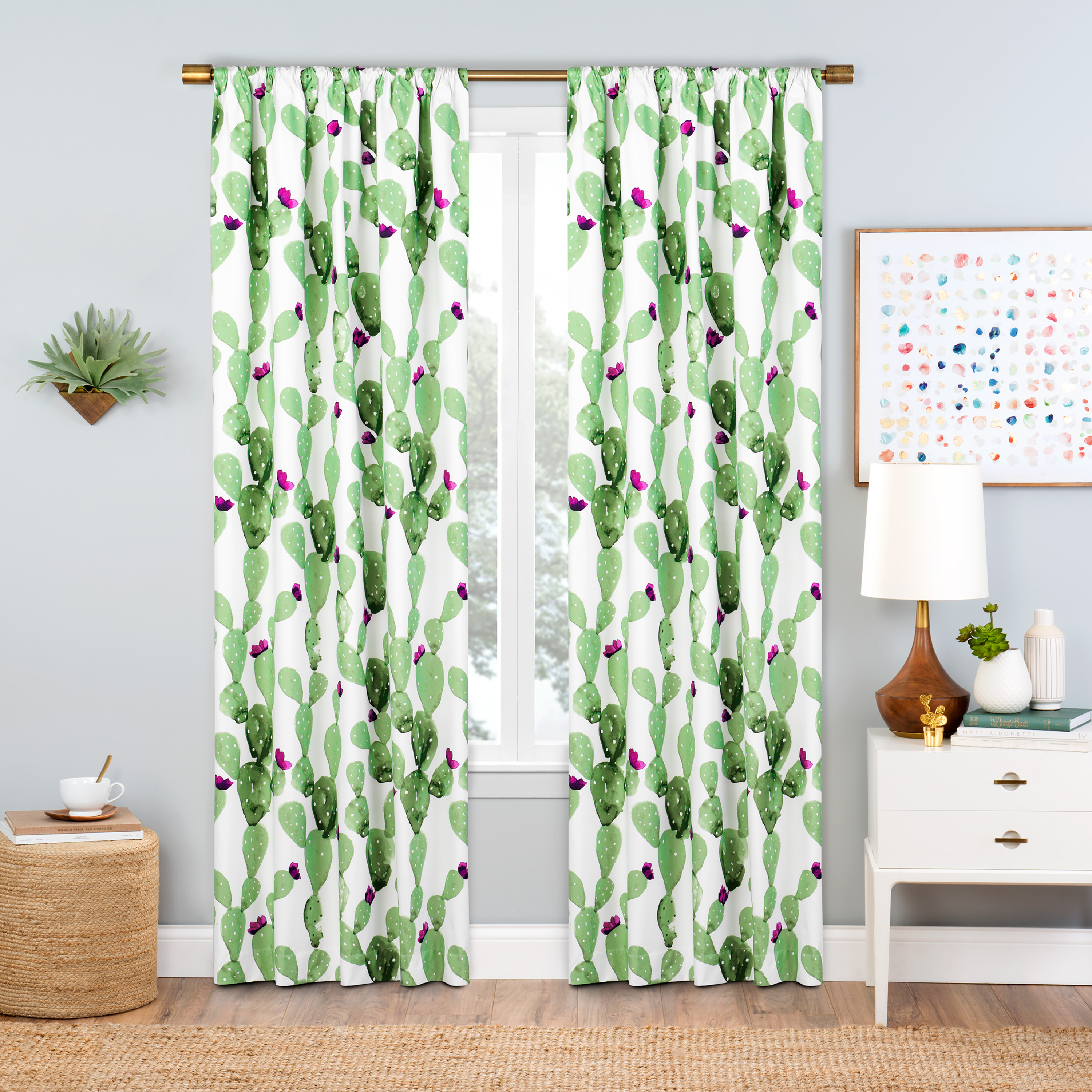 Eclipse Otto Blackout Window Curtain