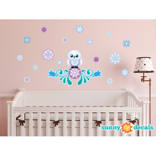 Roommates Frozen Peel And Stick Wall Decals With Glitter   Walmart.com