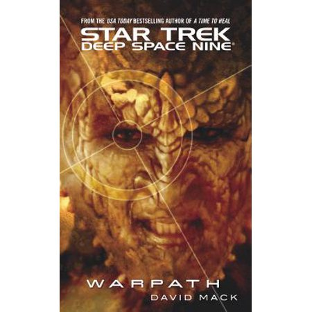 Star Trek: Deep Space Nine: Warpath - eBook - Deep Space Nine Uniforms