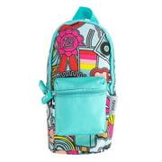 Yoobi Jumbo Stickers Mini Backpack Pencil Case