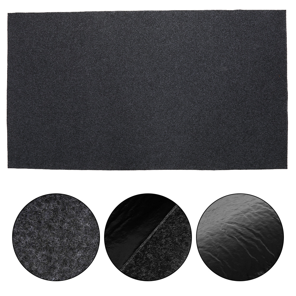 Uterstyle BBQ Floor Protective Rug 24X30inch Fireproof Heat Resistant Grill Splatter Mat Pad for Backyard Outdoor Deck Patio Anti-Stain
