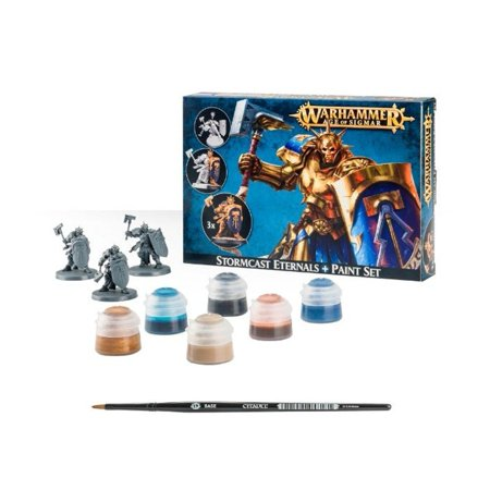Stormcast Eternals and Paint Set, Art, Collectable By Games Workshop