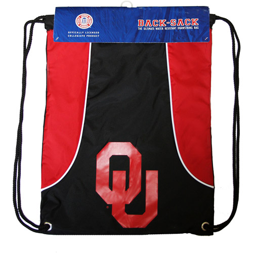 NCAA - Axis Backsack - University of Oklahoma Sooners - Cardinal