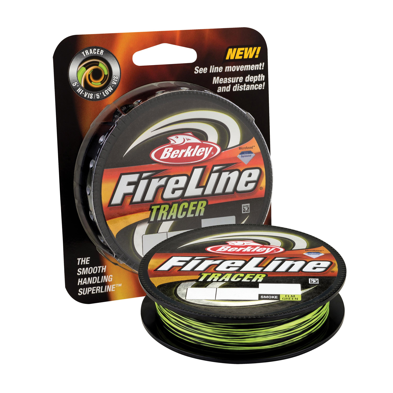 Berkley Fireline Tracer Superline Fishing Line by Generic