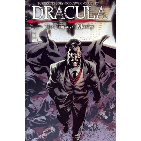 Dracula 3: The Company of Monsters by