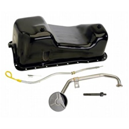 Ford F28-M6675A58 Engine Swap Oil Pan Kit 351W Mustang Fox Body ()