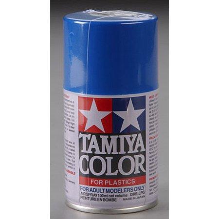 Tamiya America, Inc Spray Lacquer TS-44 Brill Blue, (Tamiya Model Paints)
