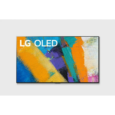 LG GX 65 inch Class with Gallery Design 4K Smart OLED TV w/AI ThinQ® (64.5'' Diag) - OLED65GXP
