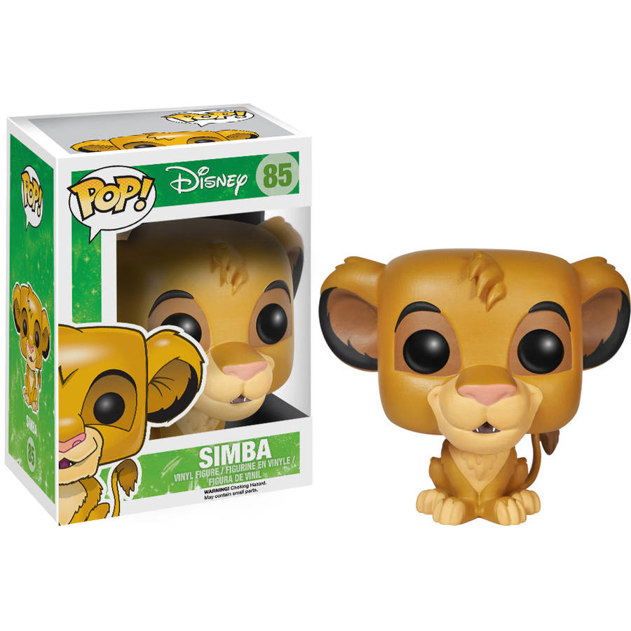 Funko POP Disney: The Lion King Simba! Vinyl Figure