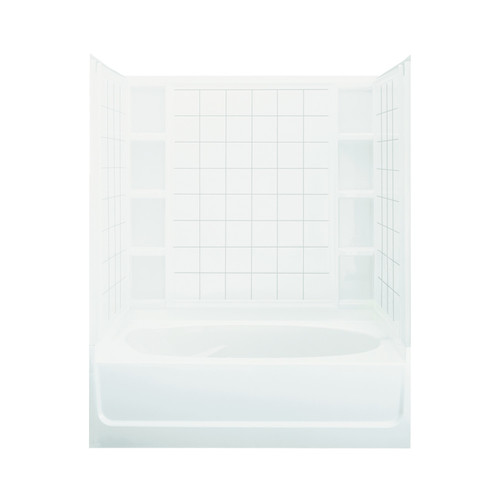 Sterling by Kohler Ensemble 42'' Bath/Shower Kit with Age...