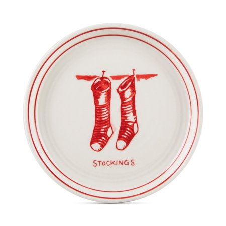 Home Essentials Molly Hatch Stockings Canape Plate