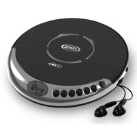 """Jensen CD-60C 5.7"""" Portable CD Player With Bass Boost"""