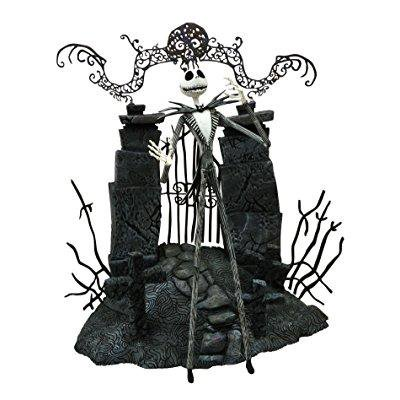 diamond select toys nightmare before christmas: jack select action figure - Jack Nightmare