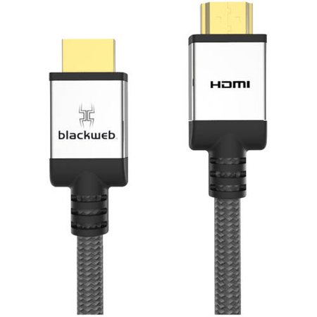 blackweb 12 39 4k ultra hd hdmi cable. Black Bedroom Furniture Sets. Home Design Ideas