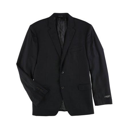 Lauren Two Button Suit (Ralph Lauren Mens Ultraflex Two Button Blazer Jacket )