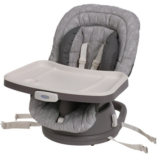 Graco SwiviSeat 3-in-1 Booster Chair, Whisk