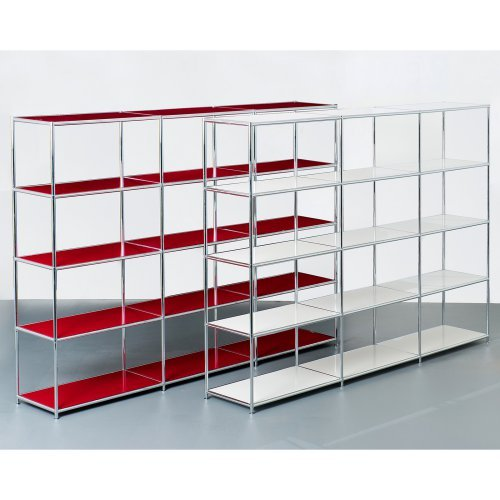 SYSTEM4 Elite Modular Open Bookshelf
