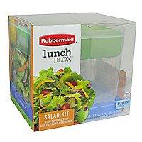 Rubbermaid LunchBox Salad Kit (4 Pieces)
