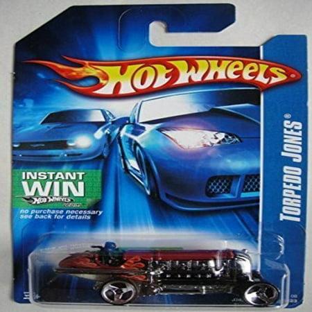 Hot Wheels - 2006 - Batmobile - #207/223 - Black / Gold - Limited Edition -