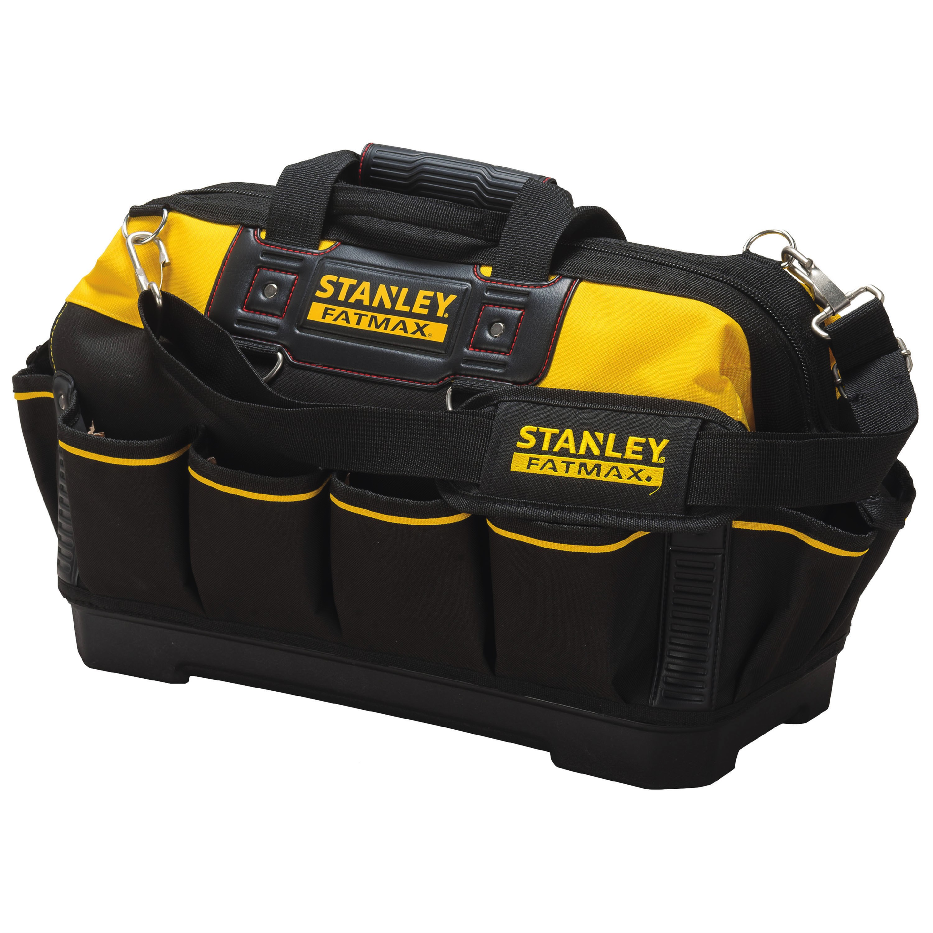 """Stanley Fatmax Open Mouth Tool Bag, 18"""", 518150M"""