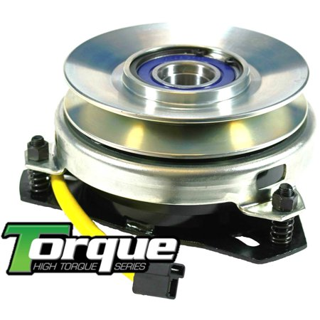 Replaces Warner 5215-5 52155 PTO Clutch with High Torque & Bearing Upgrade