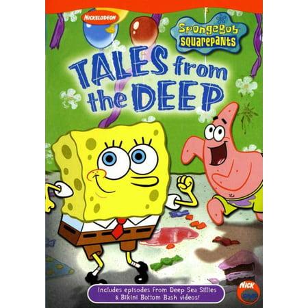 Spongebob Squarepants Movie Poster Print  27 X 40