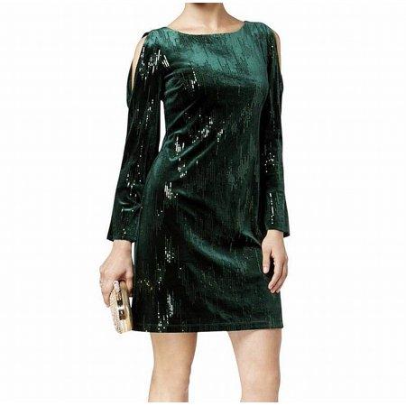 Jessica Howard Dresses Jessica Howard Womens Velvet Sequined