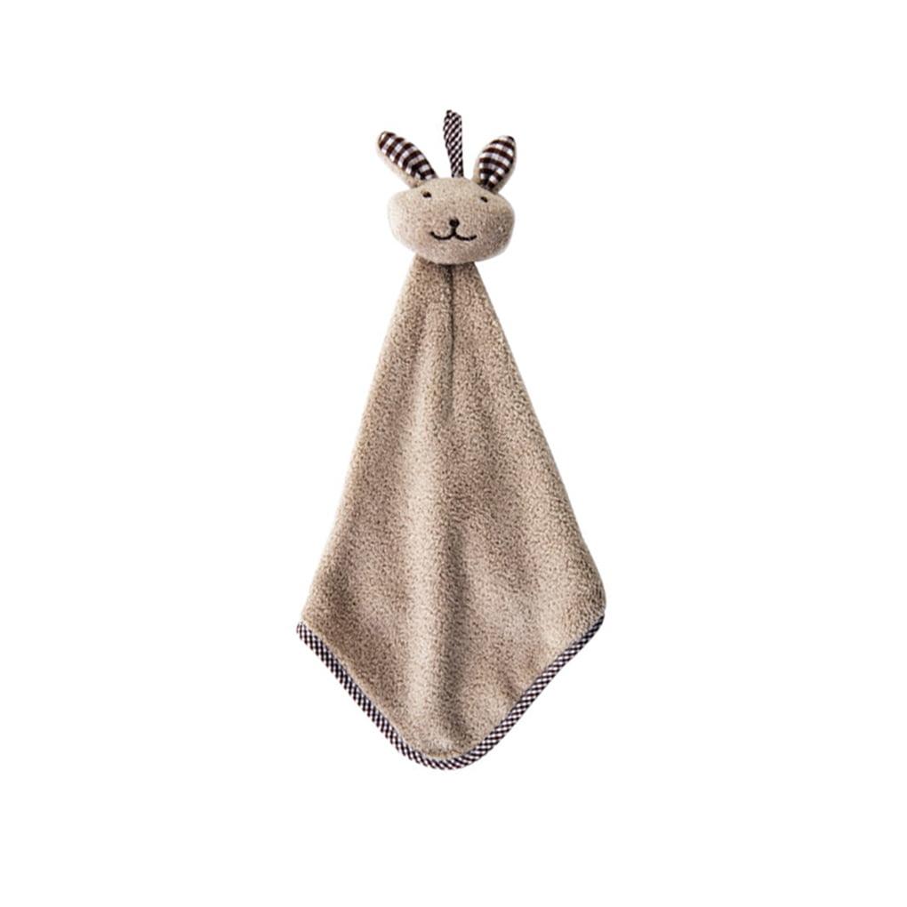 Hand Towel Cartoon Hand Towel Children/'s Handkerchief Hanging Type Kitchen Cute
