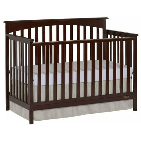 Davenport 5-in-1 Convertible Crib Java