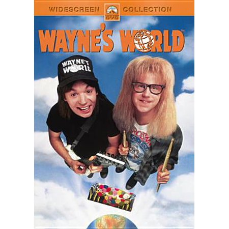 Wayne's World (DVD) - Wayne's World Girl Halloween Costumes
