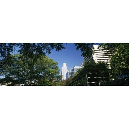 Buildings in a city Qwest Building Omaha Nebraska USA Poster Print](Party City Omaha)